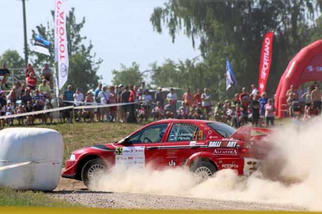 Rally Estonia, 14.07.2018